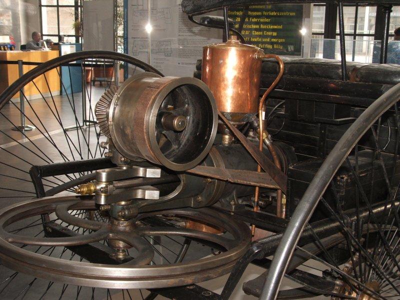 Benz Patent-Motorwagen Dscf0244