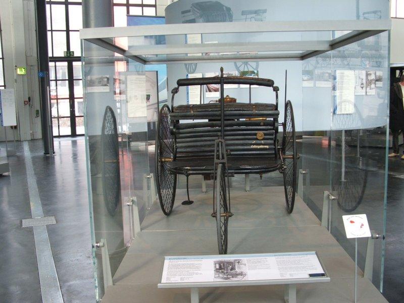 Benz Patent-Motorwagen Dscf0247