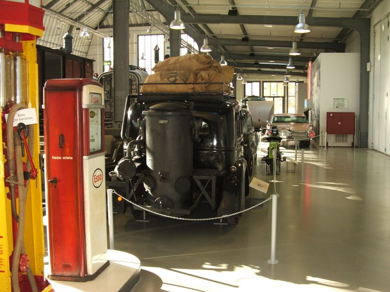 Deutsches Museum (Theresienhöhe) Verkehr Dscf0312