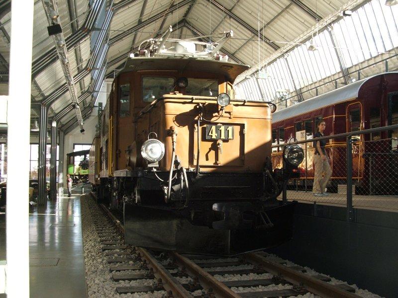 Deutsches Museum (Theresienhöhe) Verkehr Dscf0326