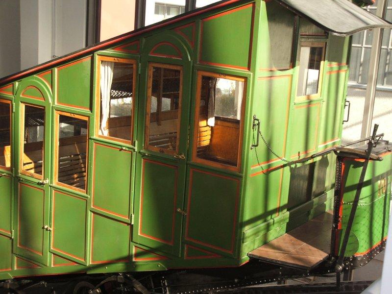 Zahnrad-Dampftriebwagen Dscf0341