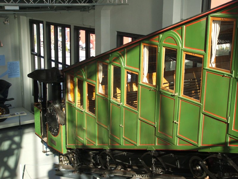 Zahnrad-Dampftriebwagen Dscf0342