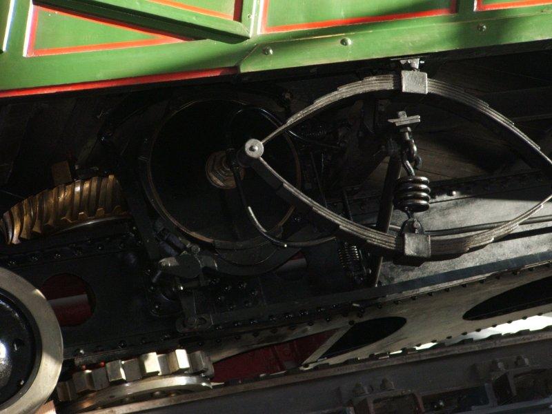 Zahnrad-Dampftriebwagen Dscf0343