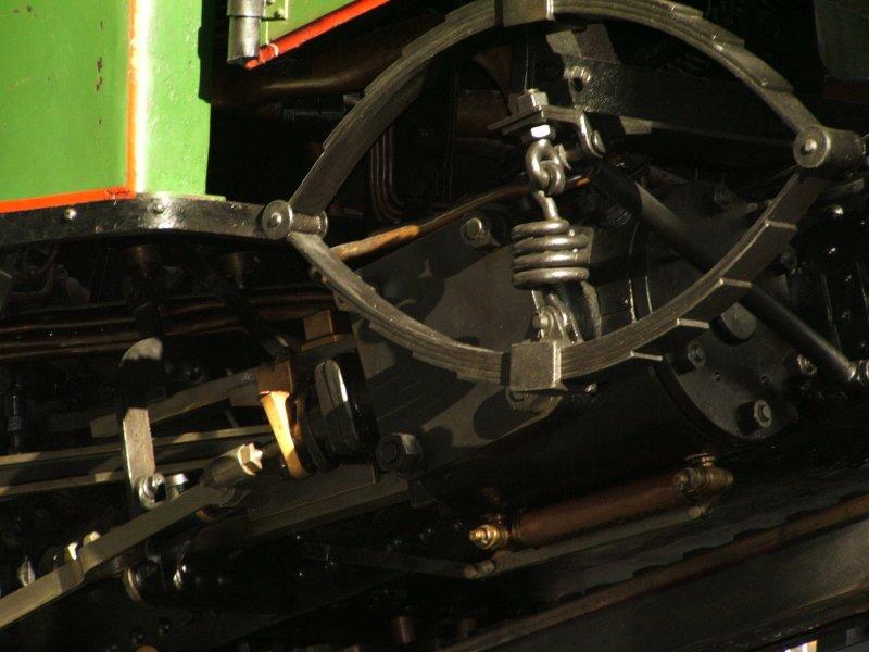 Zahnrad-Dampftriebwagen Dscf0345