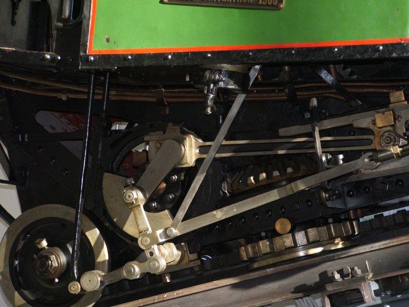 Zahnrad-Dampftriebwagen Dscf0346
