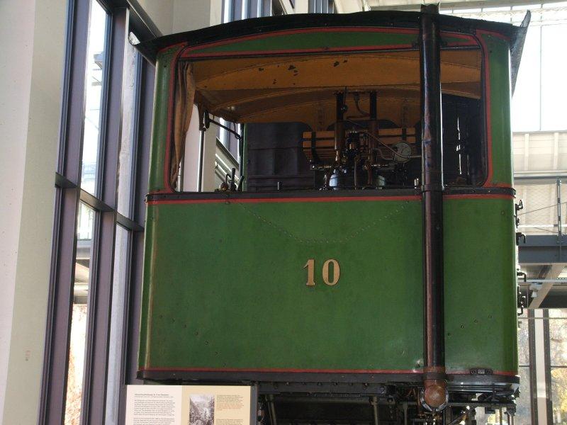 Zahnrad-Dampftriebwagen Dscf0349