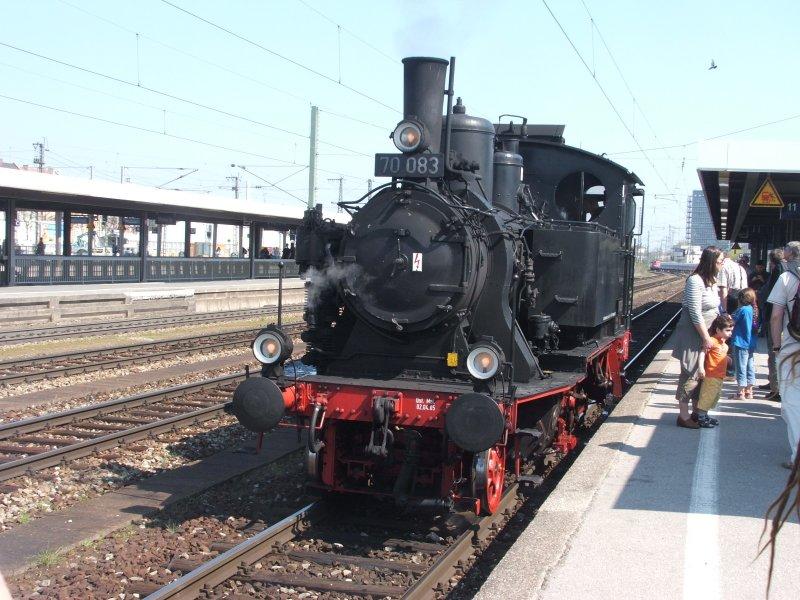 Baureihe 70 083 Dscf3511