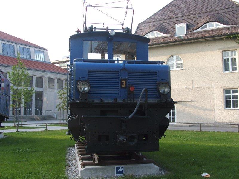 Deutsches Museum (Theresienhöhe) Verkehr Dscf3912