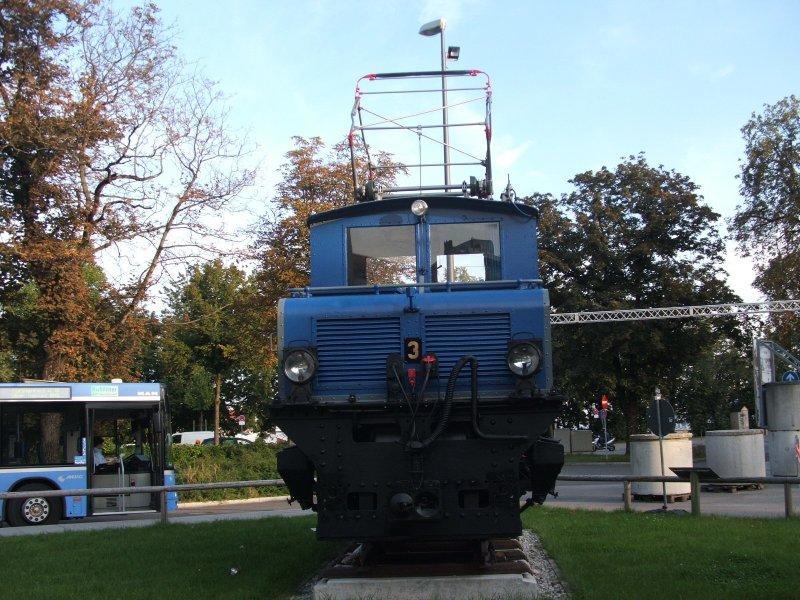 Deutsches Museum (Theresienhöhe) Verkehr Dscf3916