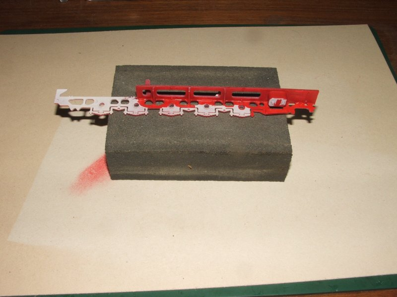 Schwere Güterzuglokomotive BR43 1:87 Dscf5624