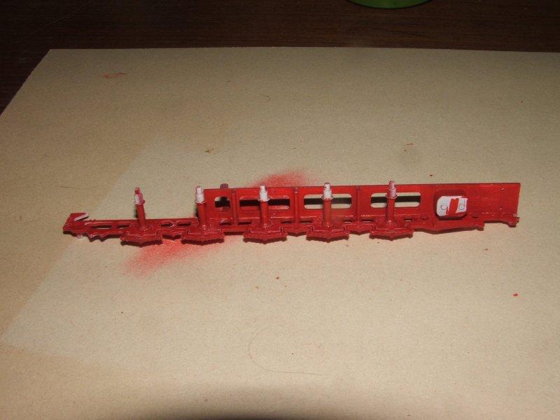 Schwere Güterzuglokomotive BR43 1:87 Dscf5722