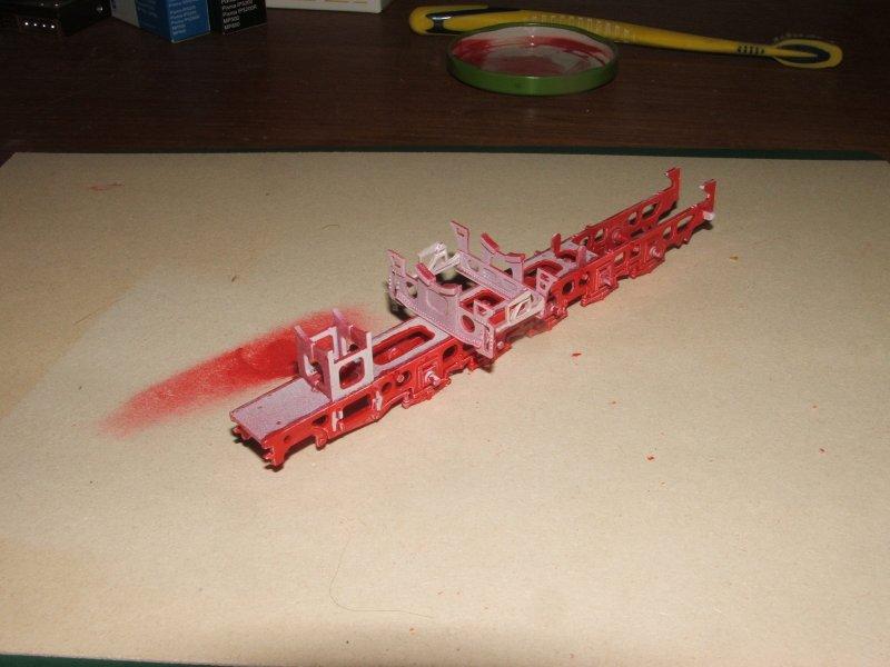 Schwere Güterzuglokomotive BR43 1:87 Dscf5725
