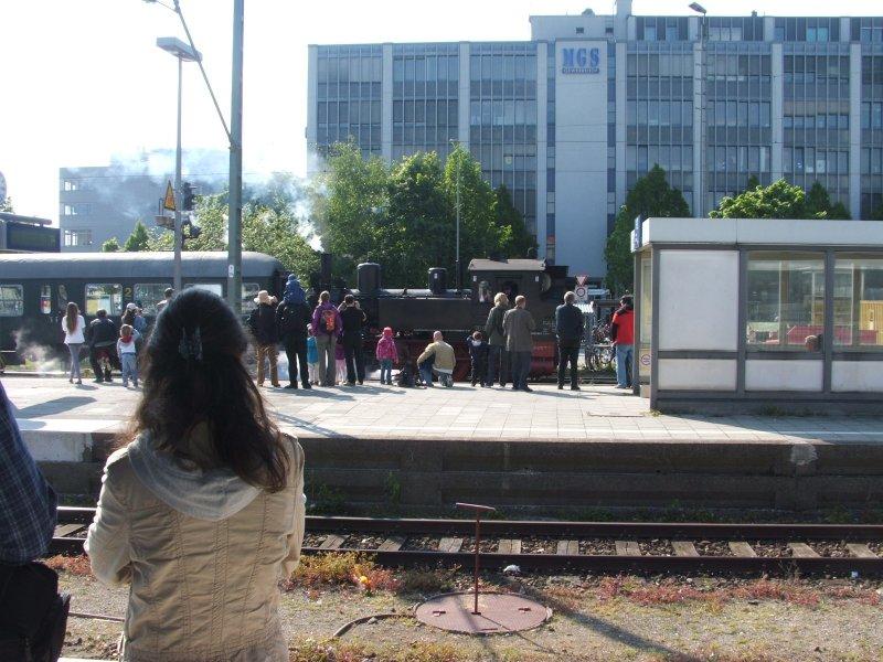 Rund um München mit der BR 70 083 Dscf5810