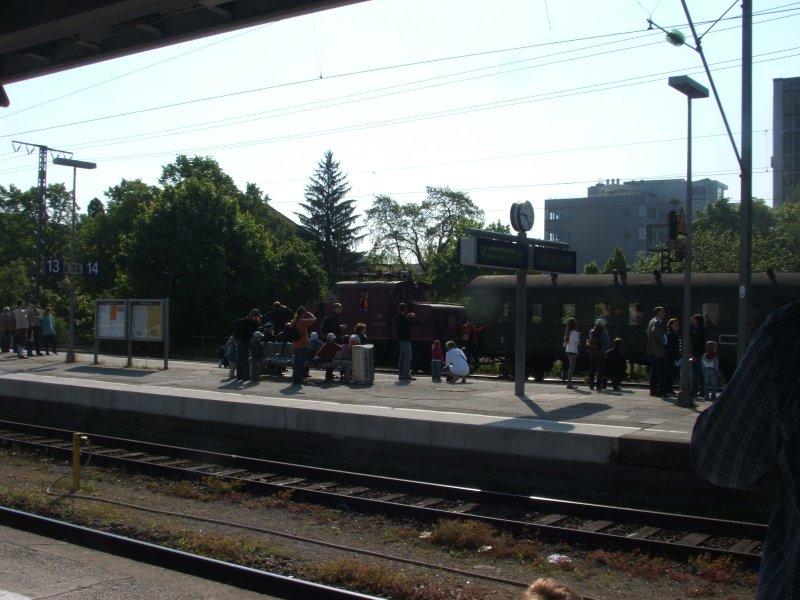 Rund um München mit der BR 70 083 Dscf5811