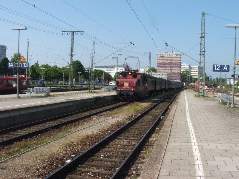 Rund um München mit der BR 70 083 Dscf5812
