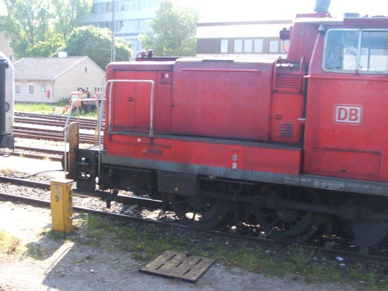 Rund um München mit der BR 70 083 Dscf5818