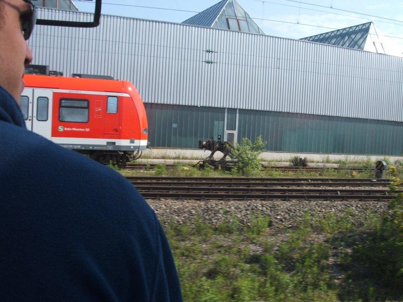 Rund um München mit der BR 70 083 Dscf5819