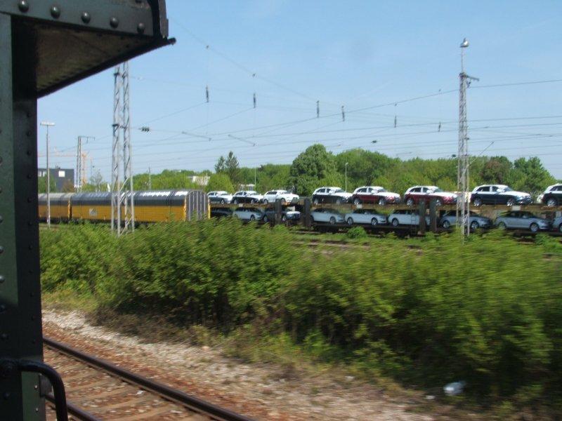 Rund um München mit der BR 70 083 Dscf5831