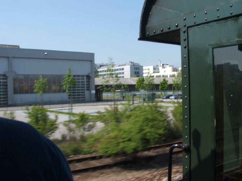 Rund um München mit der BR 70 083 Dscf5832