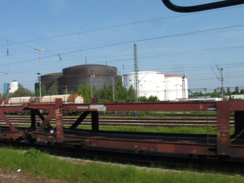 Rund um München mit der BR 70 083 Dscf5841