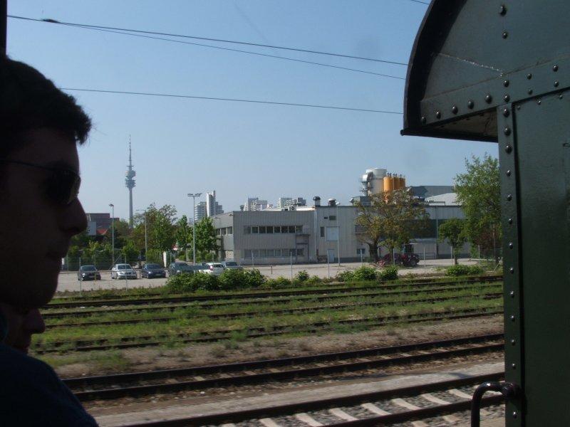 Rund um München mit der BR 70 083 Dscf5842