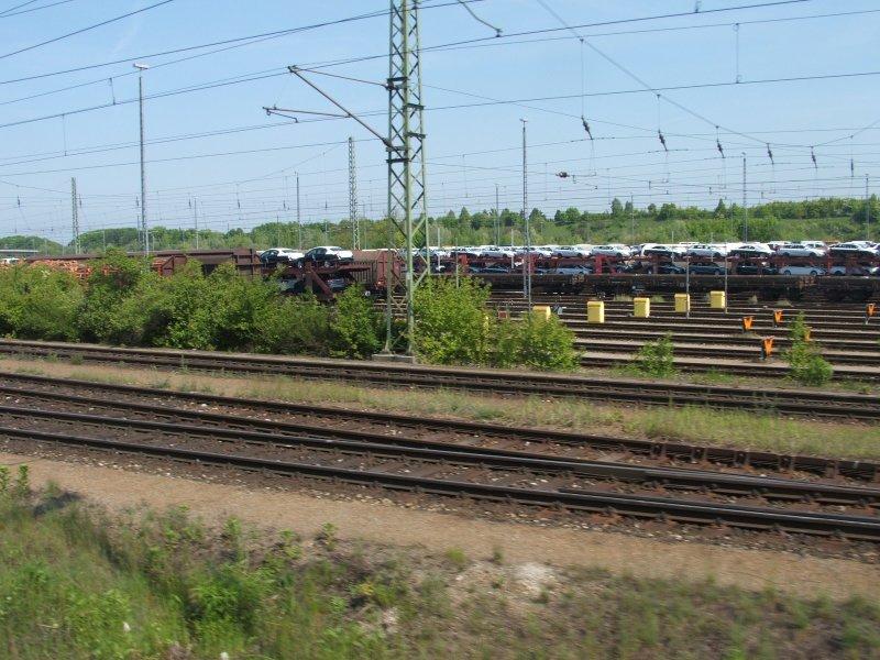 Rund um München mit der BR 70 083 Dscf5843