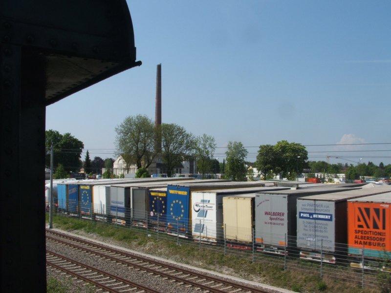 Rund um München mit der BR 70 083 Dscf5849