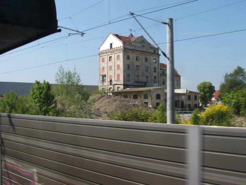 Rund um München mit der BR 70 083 Dscf5850