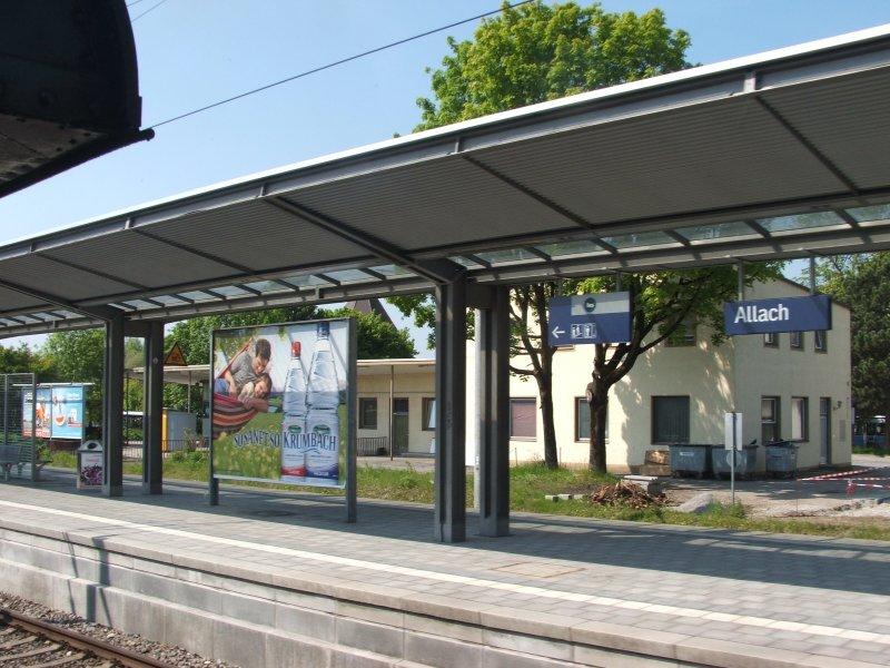 Rund um München mit der BR 70 083 Dscf5851