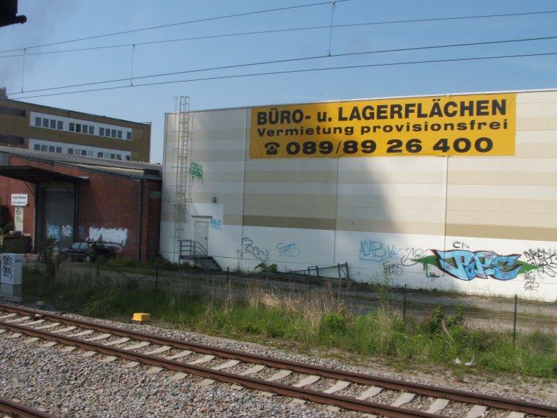 Rund um München mit der BR 70 083 Dscf5852
