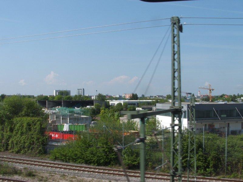 Rund um München mit der BR 70 083 Dscf5855