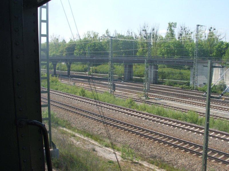 Rund um München mit der BR 70 083 Dscf5857