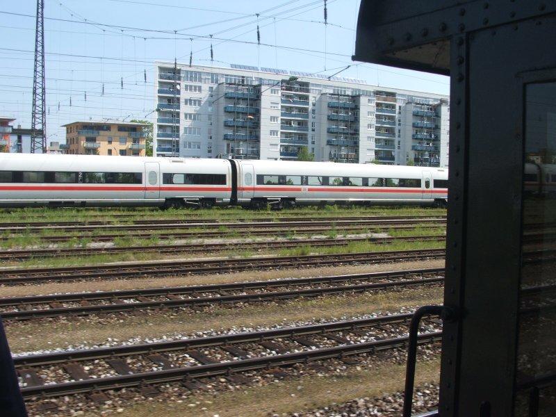 Rund um München mit der BR 70 083 Dscf5861