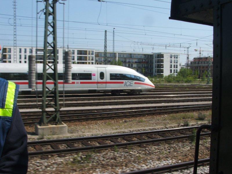 Rund um München mit der BR 70 083 Dscf5863