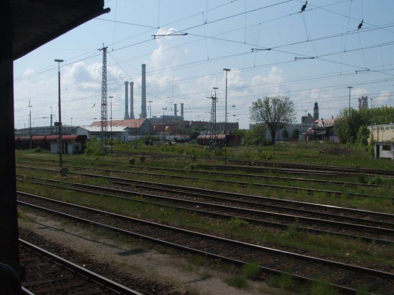 Rund um München mit der BR 70 083 Dscf5870