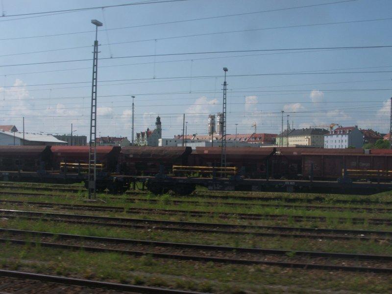 Rund um München mit der BR 70 083 Dscf5871