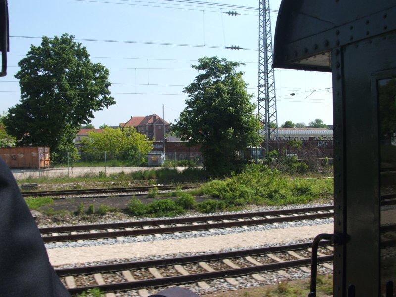 Rund um München mit der BR 70 083 Dscf5872