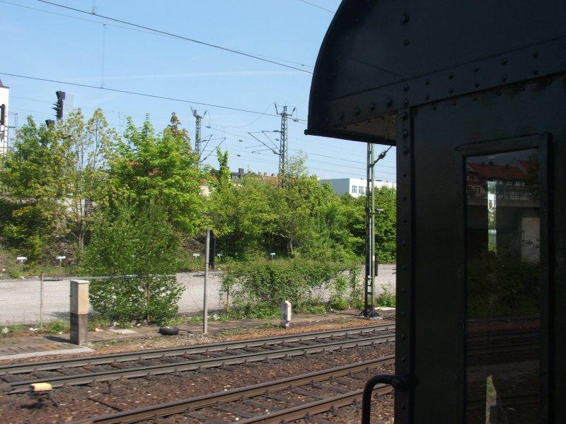 Rund um München mit der BR 70 083 Dscf5932