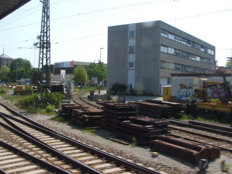 Rund um München mit der BR 70 083 Dscf5933