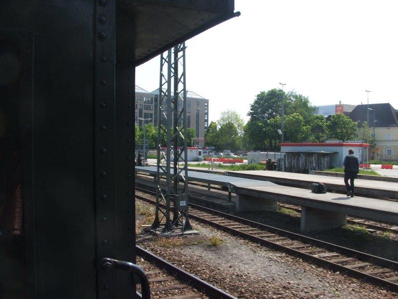 Rund um München mit der BR 70 083 Dscf5934