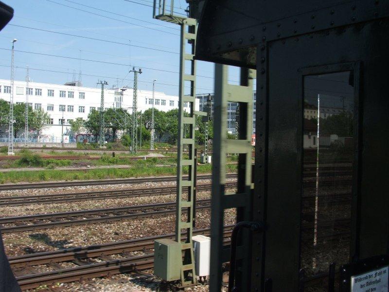 Rund um München mit der BR 70 083 Dscf5935