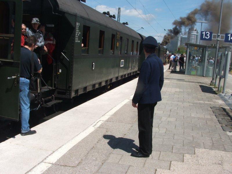 Rund um München mit der BR 70 083 Dscf5945