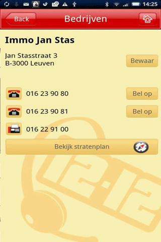 [SOFT] 1313 ANNUAIRE TELEPHONIQUE : Annuaire téléphonique mobile belge [Gratuit]  1313_a10