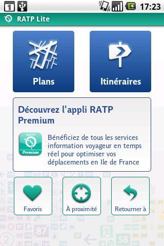 [SOFT] RATP : L'appication de la RAPT [Gratuit/Payant] Ratp110