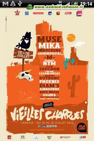 [SOFT] VIEILLES CHARRUES 2010 : festival des Vieilles Charrues [Gratuit] Vieill10