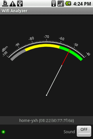 [SOFT] WIFI ANALYSER ANDROID : Scanner votre Wifi [Gratuit] Wifi-a10