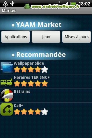 [SOFT] YAAM : Market alternative [Gratuit] Yaam410