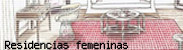 Residencias femeninas.