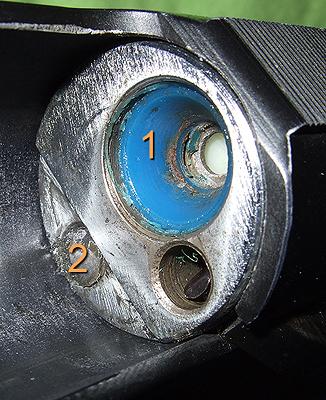 Avis sur le FEINWERKBAU 80 S ?? (je l'ai acheté, mise a jour avec photos) Dscf1713