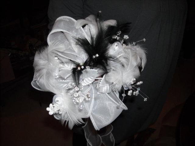 Mariage de Robert et Veronique , 2 Avril 2011 Bouque10